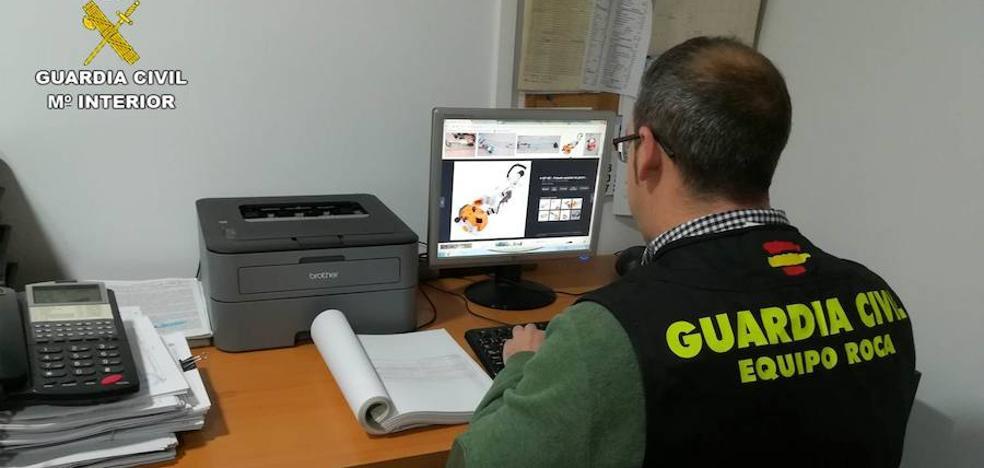 Detectan una empresa ficticia que estafó 20.000 euros con anuncios falsos de venta online