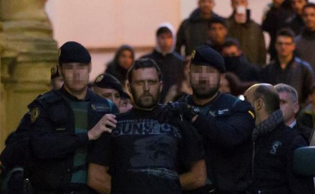 Prisión incondicional al asesino de los guardias civiles y el ganadero en Teruel