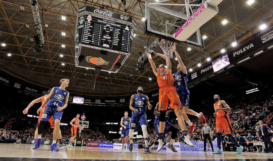 Fotos del Valencia Basket - Delteco GBC