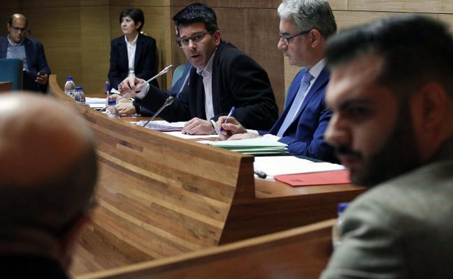 La Diputación sólo ha ejecutado la mitad del presupuesto de este año