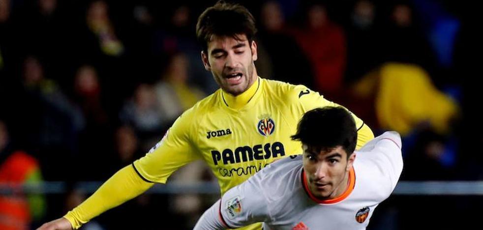 Carlos Soler tampoco jugará contra el Villarreal