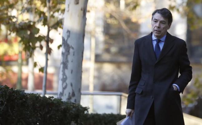 González declara que Lapuerta controlaba los contratos de la Comunidad de Madrid