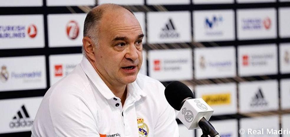 Pablo Laso: «El Valencia Basket es un equipo muy peligroso»