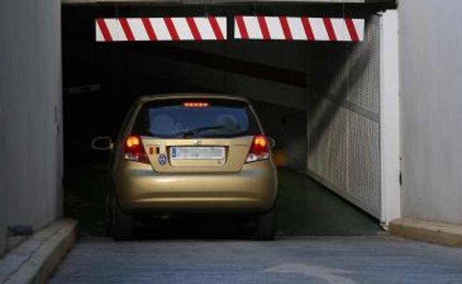 Una aplicación para encontrar plaza de aparcamiento en Valencia