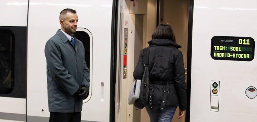 El tren Madrid-Valencia tendrá wifi todo el trayecto, incluidos los túneles