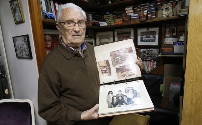 Fallece Pepe Vaello, un valencianista fiel e íntegro