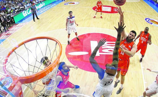 Valencia Basket | El campeón vuelve al palacio