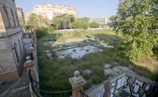 La prometida ampliación del Jardín Botánico, en el limbo desde abril