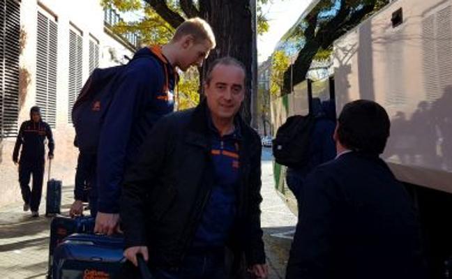 El Valencia Basket llega a Madrid dispuesto a frenar su mala racha en la Euroliga