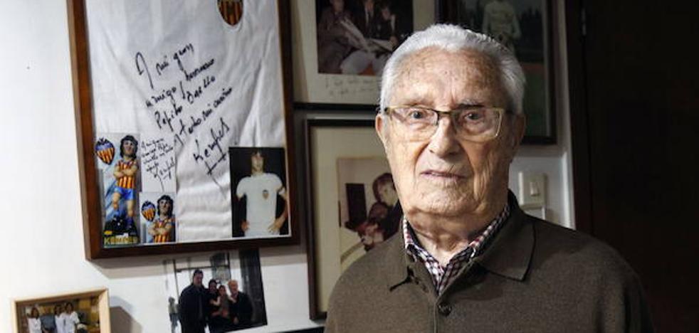 El valencianismo despide a Pepe Vaello