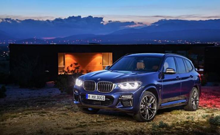 Fotos del nuevo BMW X3 2018