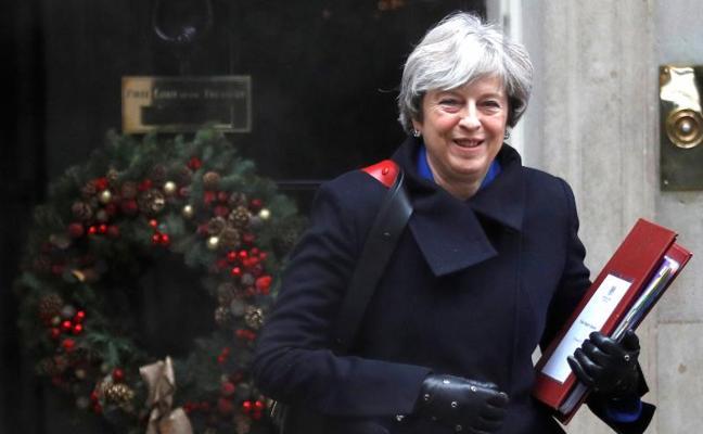 El FMI rebaja su previsión de crecimiento de Reino Unido debido al impacto del 'Brexit'