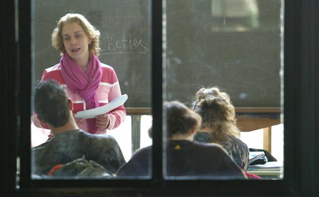 El examen de las oposiciones a maestro mantendrá su carácter eliminatorio