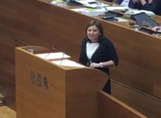 Isabel Bonig acusa al Consell de mantener «privilegios franquistas» por subvencionar a sindicatos y patronal