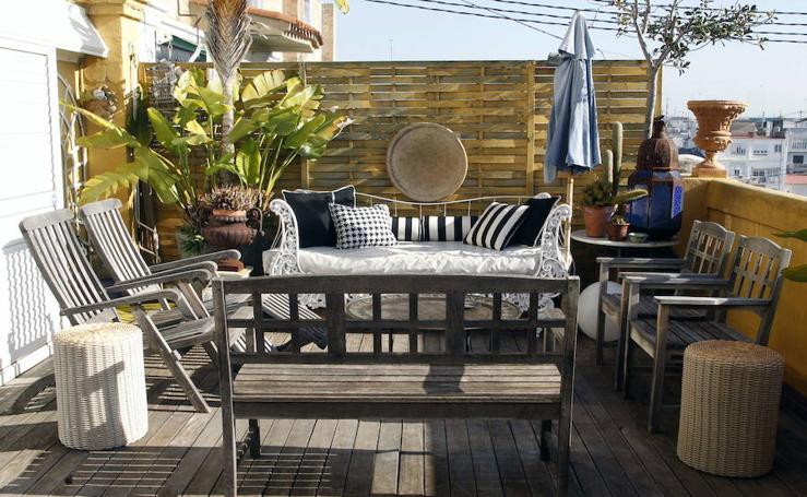 Las 10 mejores terrazas de las casas de Valencia