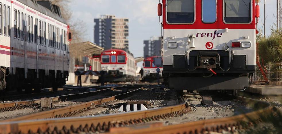 San Isidro pide el soterramiento de las vías del tren