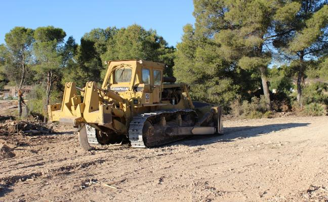 La Policía Autonómica detecta una veintena de expolios en yacimientos arqueológicos