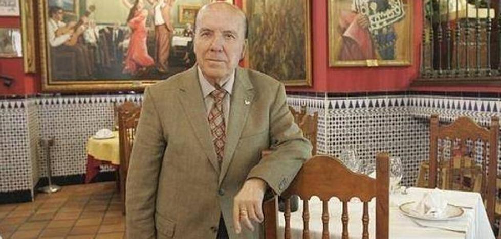 Chiquito de la Calzada, Medalla de Oro de las Bellas Artes a título póstumo
