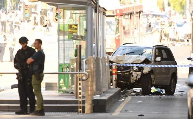 Las autoridades australianas descartan el terrorismo en el atropello en Melbourne