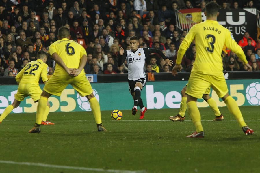 Fotos del Valencia CF - Villareal CF