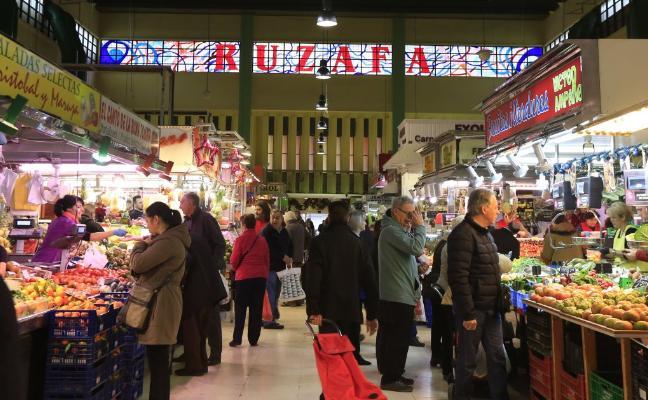 Los mercados de Valencia recuperan su esplendor