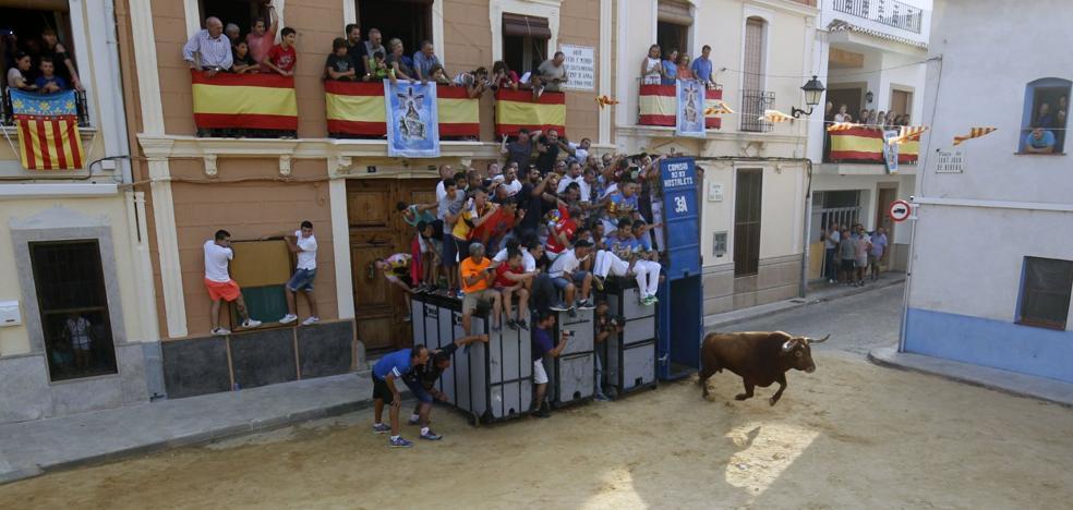 Los bous al carrer baten récords con casi 10.000 festejos pese a las trabas