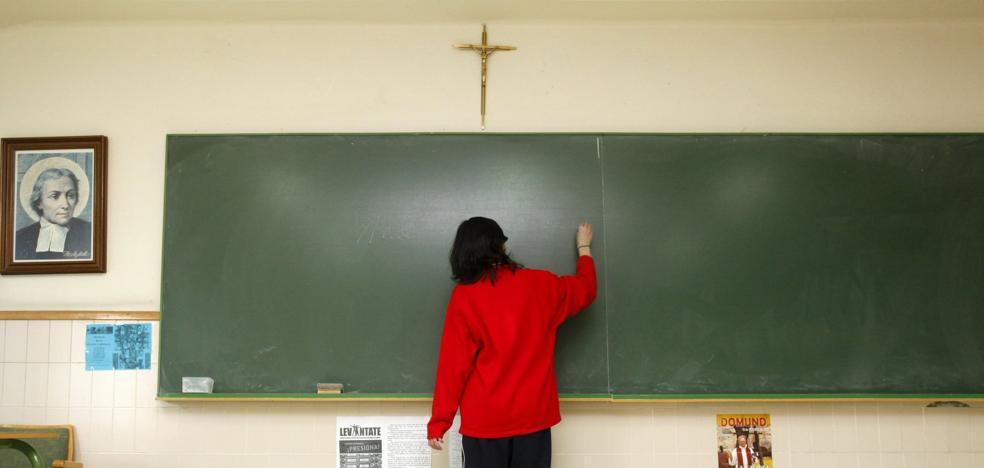 Los profesores de Religión irán a los tribunales si se aplica el recorte horario