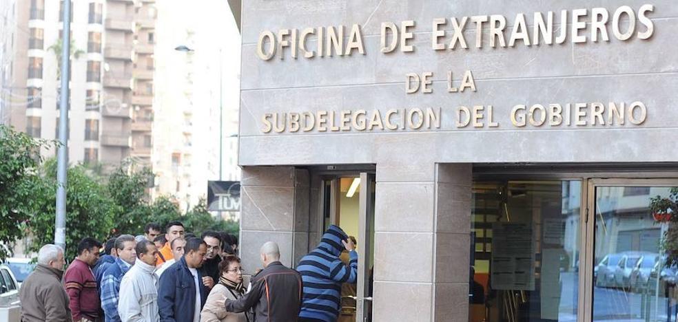 Extranjería tramita 1.256 peticiones de asilo en Valencia, 411 de venezolanos