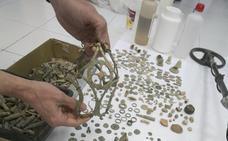 Los expoliadores de Llíria saquearon otros yacimientos de forma organizada