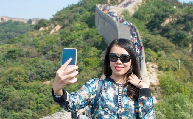 China quiere usar el smartphone como DNI