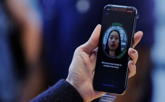 Al iPhone X no le van bien las Navidades