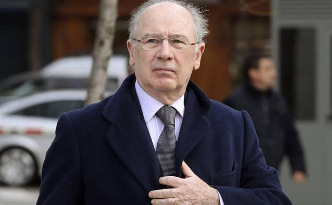 Rodrigo Rato confía su defensa al continuo control de los supervisores