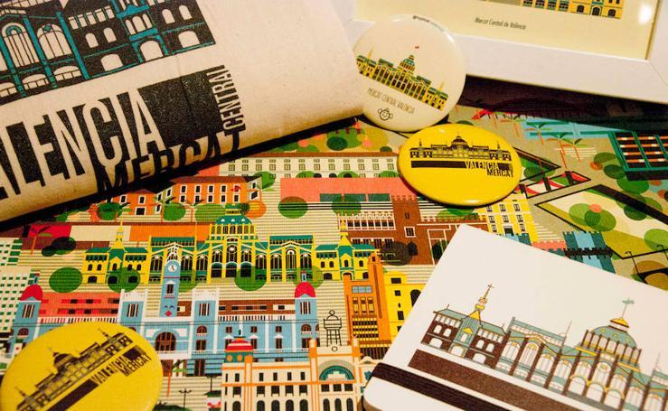 Fotos de regalos con motivos valencianos