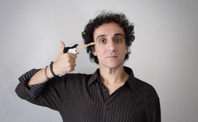Jesús Manzano, el arquitecto que venció su timidez