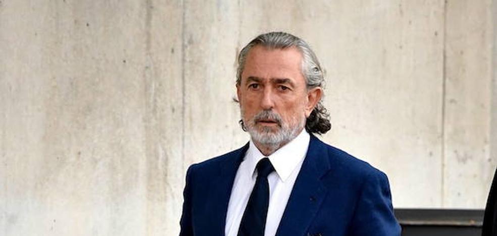 El TSJCV vuelve a denegar a Francisco Correa la libertad provisional