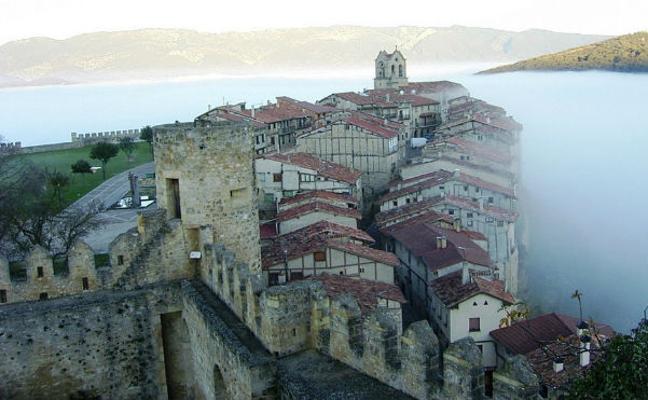 Frías, espectáculo medieval a orillas del Ebro