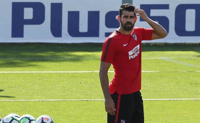 Diego Costa y Vitolo no jugarán en Egipto el partido «por la paz»