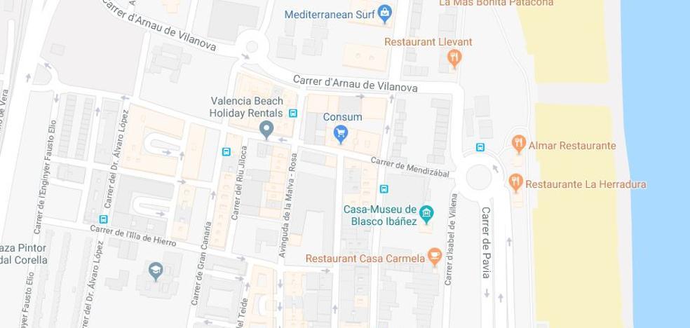 Un grupo de falsos policías secuestra a una pareja en Valencia