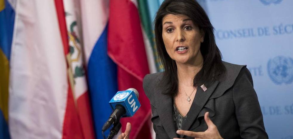EE UU solicita una reunión de urgencia en la ONU sobre Irán
