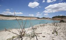 La sequía deja los pantanos con la menor cantidad de agua de la última década
