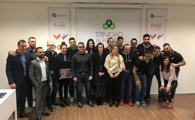 Un reconocimiento al esfuerzo y los éxitos del proyecto FER