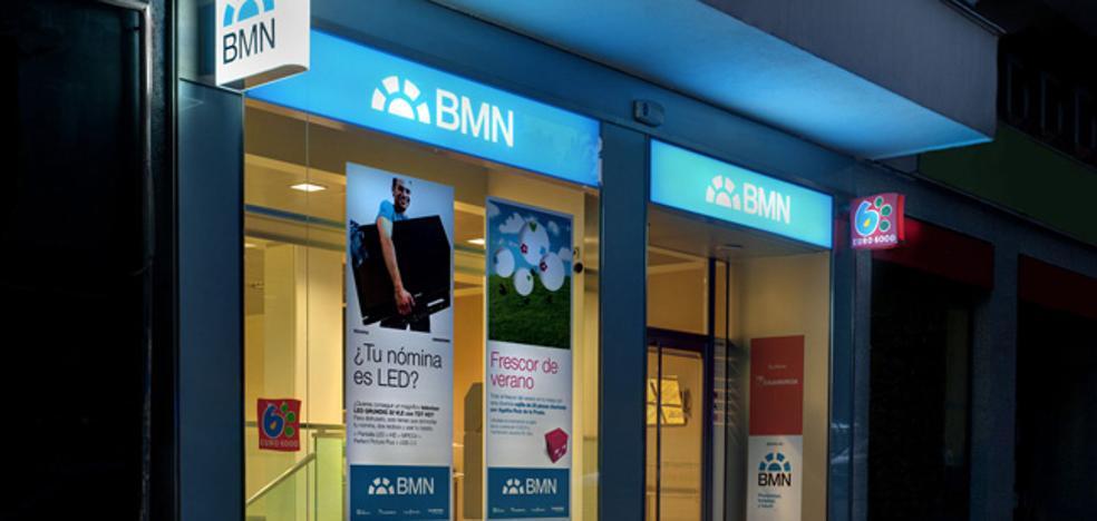 Bankia y BMN cerrarán 49 oficinas en la Comunitat antes de febrero por la fusión