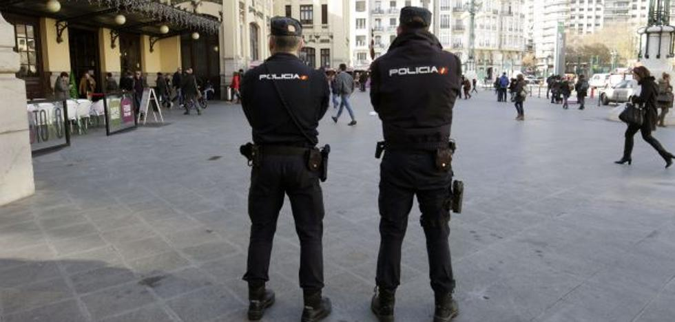 Un centenar de agentes de la Policía Nacional reforzará la seguridad de la cabalgata de Reyes