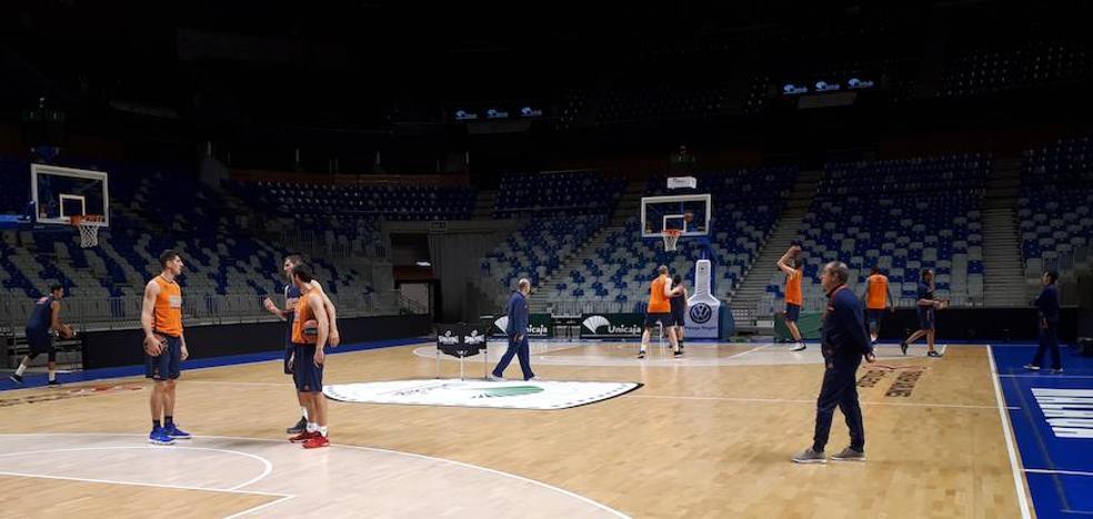 El morbo entre Vidorreta y Plaza marca el partido de la Euroliga