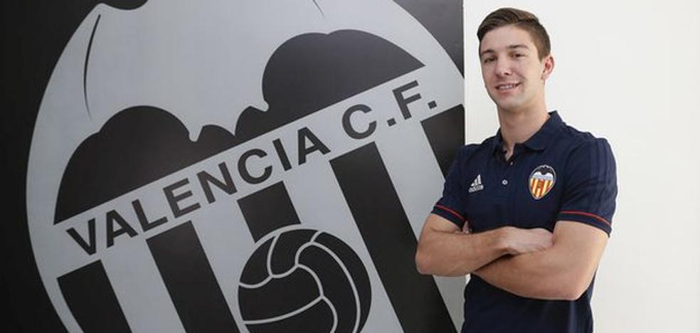 Vietto ya entrena con el Valencia