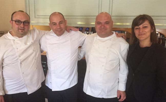 Los restaurantes buscan nuevas estrellas Michelin