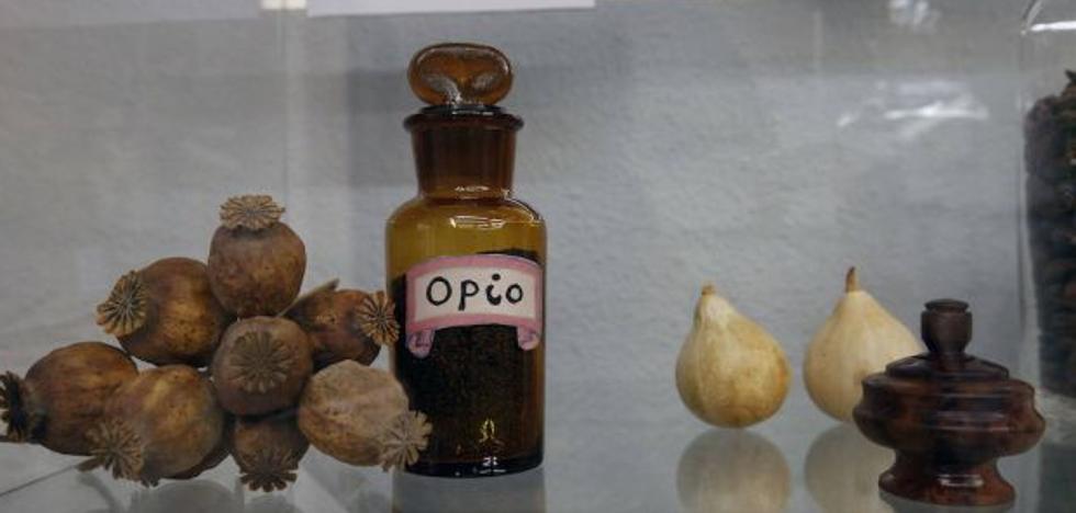 Conozca una farmacia del siglo XVI