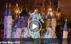 Vídeo | Revive la Cabalgata de los Reyes Magos en Valencia 2018