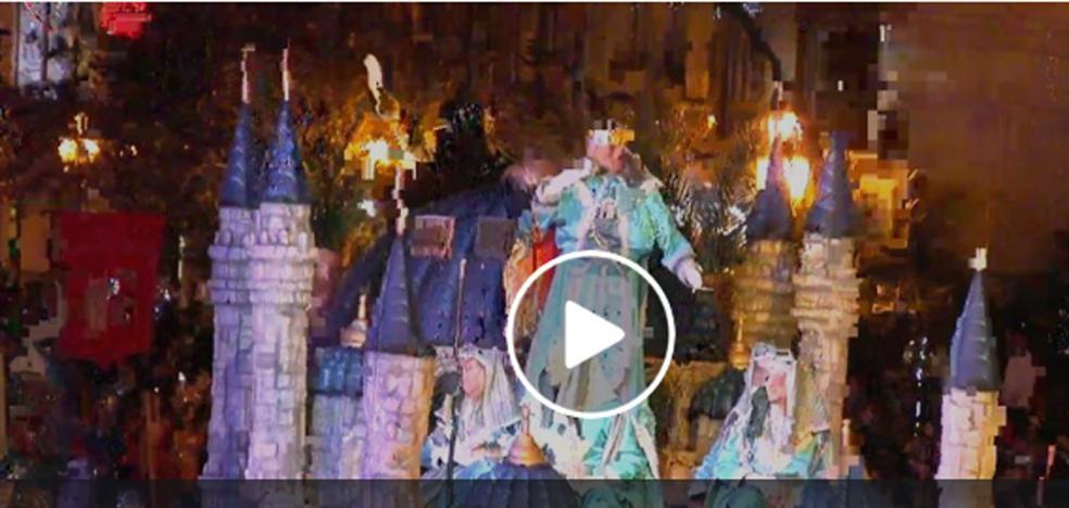 Vídeo   Revive la Cabalgata de los Reyes Magos en Valencia 2018