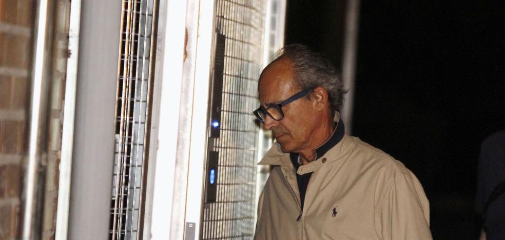 El número dos de 'Lezo' confesó desde prisión a Pablo González que se repartieron 5,5 millones por la compra de Emissao